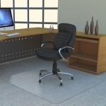 The No Dishing Chairmat Made From Poly Carb Non Studded
