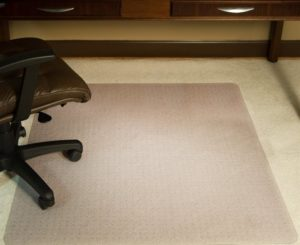 Oversize chairmats