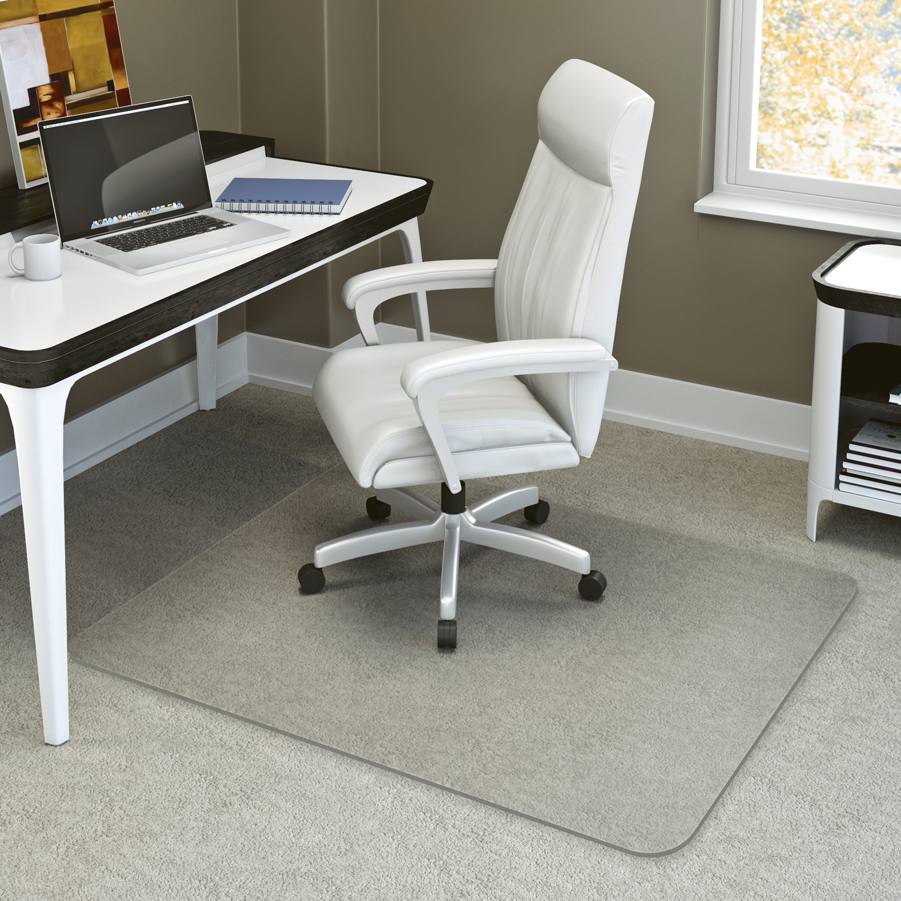 chair multiple options design mats office size bologne pvc mat