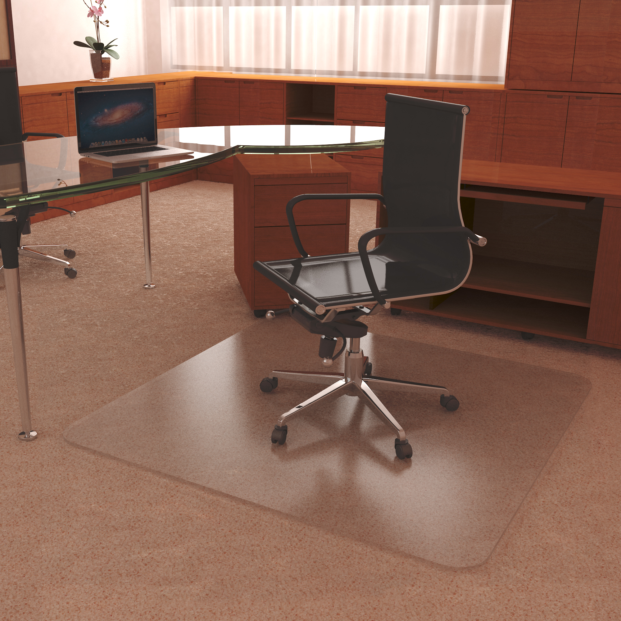 clever mats for design desk chair floor mat plain carpet office
